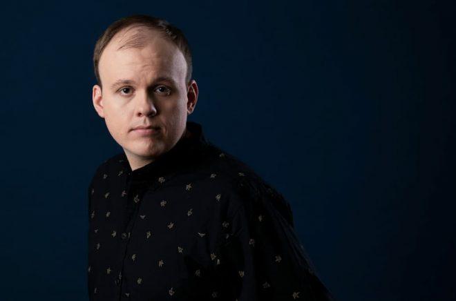 Mitch Fredriksson. Foto: Magnus Liam Karlsson