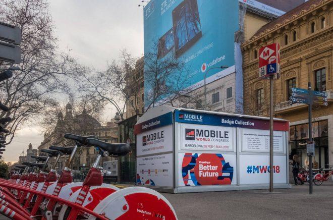 Mobile world Congress (MWC) lockar varje år många besökare till Barcelona. Men 2020 års konferens ställs in på grund av Coronaviruset. Foto: iStock.