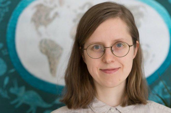 Monika Vaicenavičienė, bilderboksskapare och konstnär.