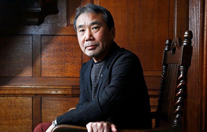 Murakami. Fotograf: Murdos
