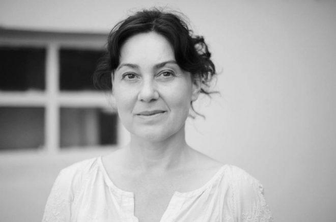 Nora Szentiványi. Foto: Pernille Marie Walvi