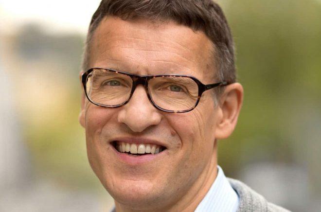 Otto Sjöberg, vd Norstedts Förlagsgrupp.