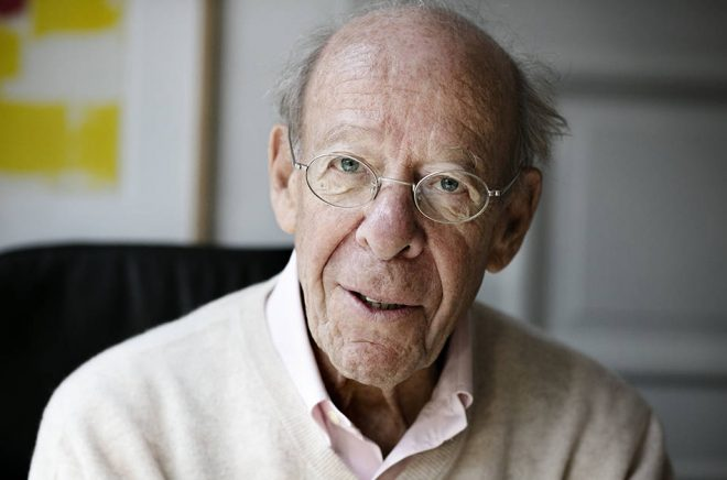 Författaren Per I. Gedin får Stora fackbokspriset 2018.
