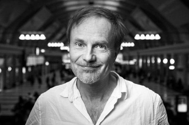 Per J Andersson, reseskribent och författare. Foto: Johan Marklund