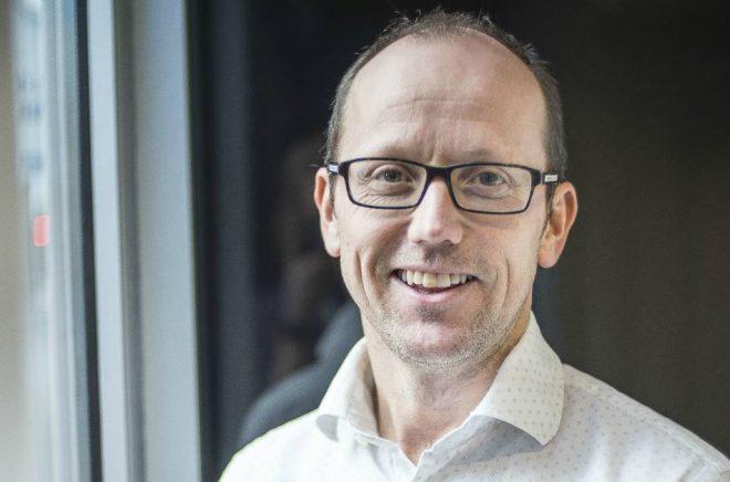 Per Magne Tveiten, koncernchef för Mentor Medier. Foto: Bård Bøe