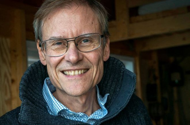 Debutanten Per Starke. Foto: Mikael Ringlander