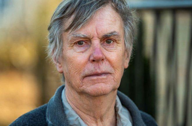 Författaren Per Nilsson. Foto: Mattias Mattisson