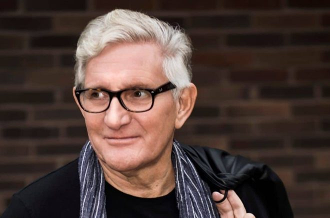 Författaren Peter Gissy. Foto: Boel Ferm