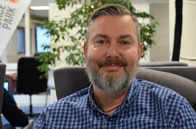 Peter Höjman, E-handelsinkubatorn vid E-commerce Park of Sweden
