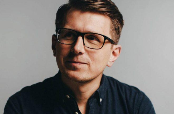 Peter Lindström. Foto: Kajsa Göransson