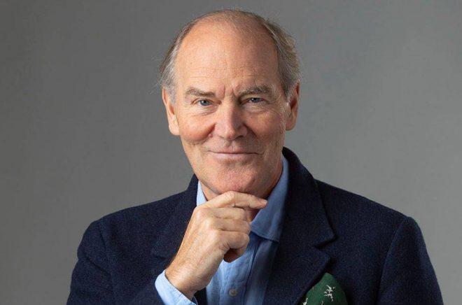 Pieter Tham, författare. Foto: Jan Landfeldt
