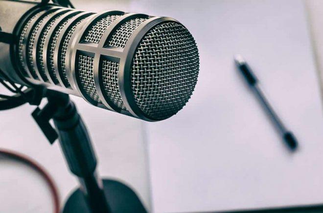 En podcast kan inte