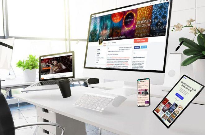 Prenumerationstjänster är inte bara ljudbokstjänster. Bokbranschen kan använda dem på fler sätt. Foto: Fotolia. Bildmontage: Boktugg.