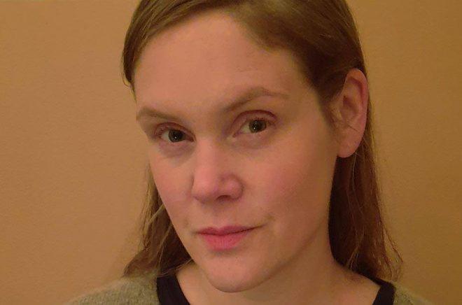 Redaktören Olivia Demant har rekryterats till Bokfabrikens Stockholmskontor. Foto: Pressbild.