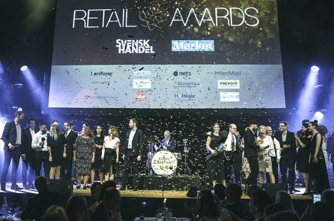 Retail Awards. Foto: Pressbild, Market.