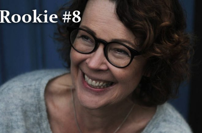 Författaren Tove Alsterdal. Foto: Annika Marklund