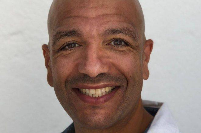 Sammy Jeridi, entreprenör och författare. Foto: Pressbild