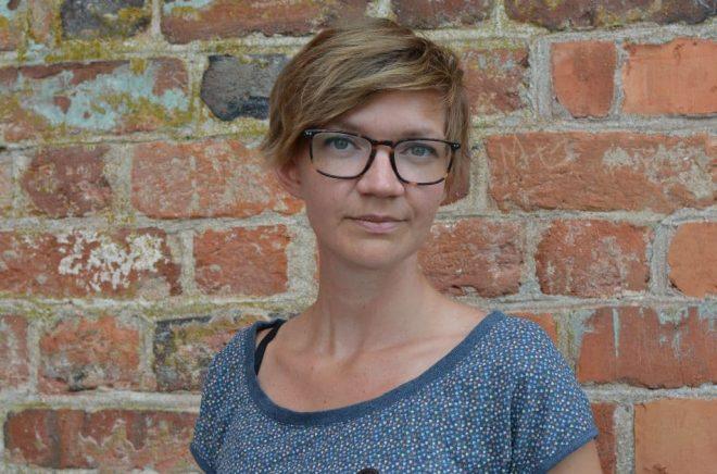 Sanna Mac Donald, lärare, föreläsare och författare. Foto: Helena Kärrlander/LB Förlag