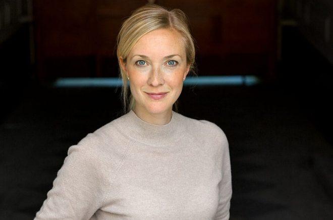 Sara Börsvik, operativ chef på Bonnierförlagen.