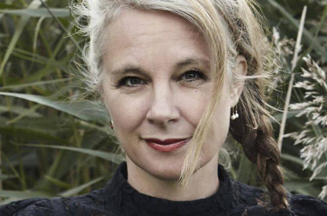 Författaren Sara Stridsberg. Foto: Irmelie Krekin.