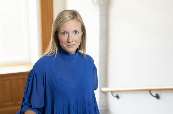 Sara Börsvik, ny vd för Bonnierförlagen. Foto: Peter Jönsson