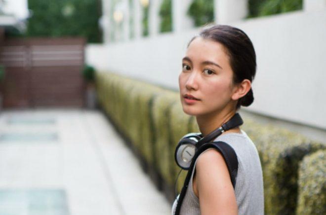 Shiori Ito, japansk journalist och författare. Foto: Hanna Aqvilin