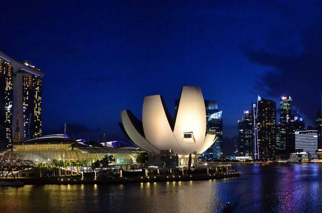 Singapore blir basen för Penguin Random House i sydostasien. Foto: Pixabay.