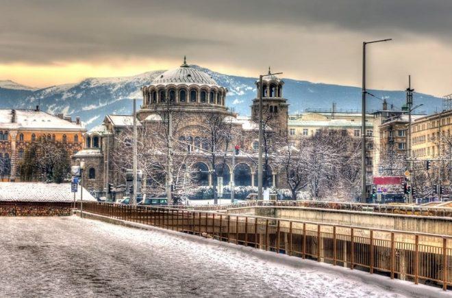 Bulgarien med huvudstaden Sofia blir nästa resmål för Storytel. Foto: iStock.