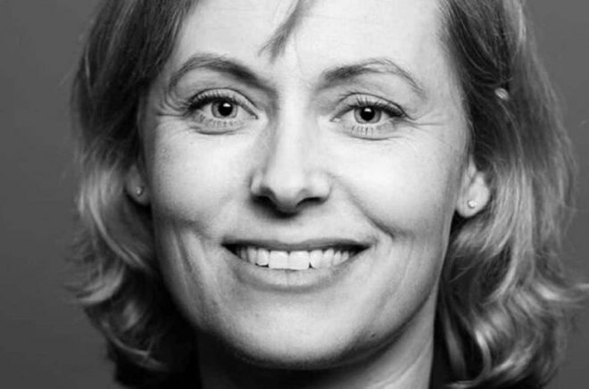 Sofia Hahr, Rabén & Sjögren är förläggare för succéserien Handbok för superhjältar.