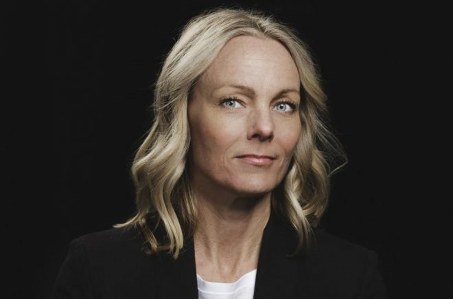 Sofia Sigfridsson. Foto: Olle Nordell