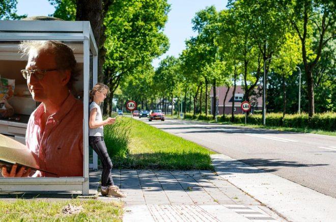 Jörn Lindskog, förläggare Bokförlaget Thorén & Lindskog. Foto: Anja Kapunkt. Bakgrundsfoto: iStock. Montage: Boktugg.