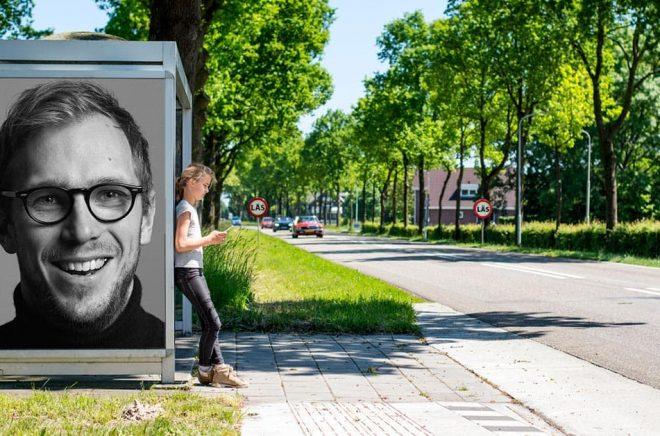 Simon Brouwers, Mondial minns en annorlunda vår i bokbranschen. Foto: Pressbild. Bakgrund: iStock. Montage: Boktugg.