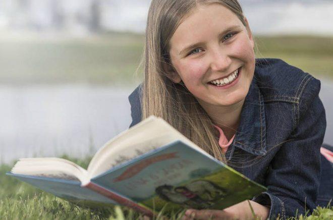 Stabenfeldt ger ut egna böcker i sina klubbar Penny & Friends, Kickerz och GIRL:IT. Foto: Stabenfeldt