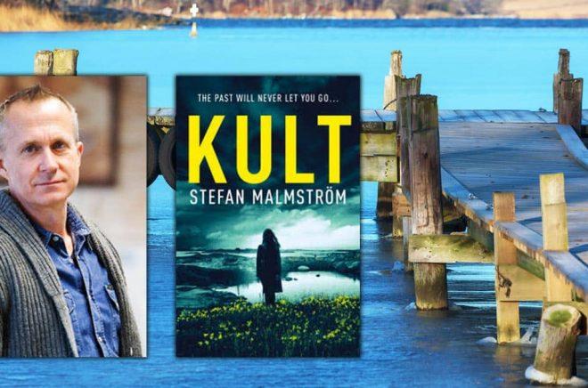 Stefan Malmström skrev och gav ut Hjärntvättad på eget förlag. Nu har han lyckats sälja rättigheterna till ett brittiskt förlag och snart släpps den på engelska med titeln Kult. Bakgrundsfoto: iStock.