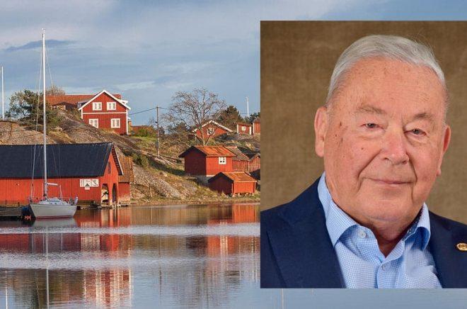 I ett båthus längst ut i havsbandet i Östergötlands skärgård tar pensionerade kirurgen Sten Lennquist på helt ideell bas hand om skadade och akut sjuka, parallellt med internationellt katastrofmedicinskt arbete. Här berättar han varför. Bakgrundsfoto: Uwe Moser/iStock.