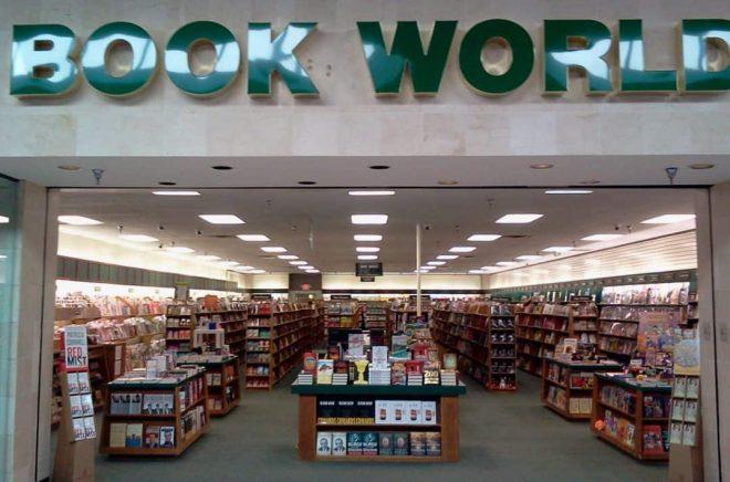 Book World stänger alla sina 45 affärer