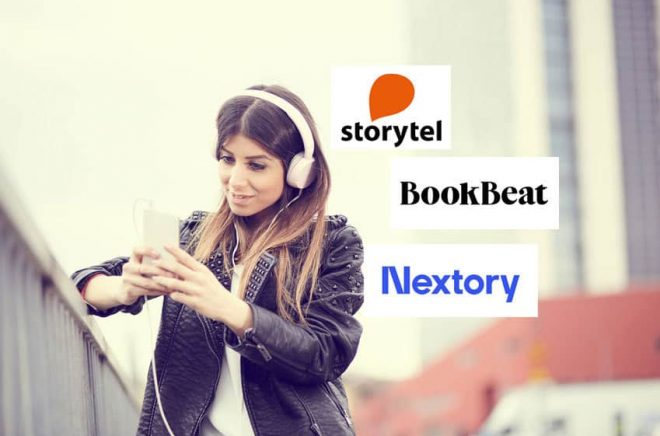 Storytel-BookBeat-Nextory