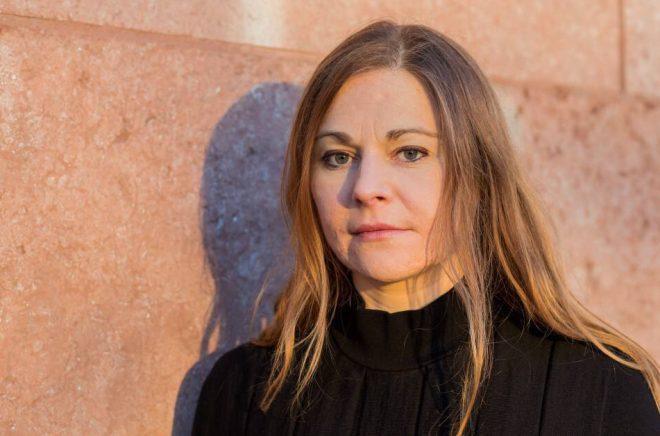 Linda P. Sturesson. Foto: Katarina Persson