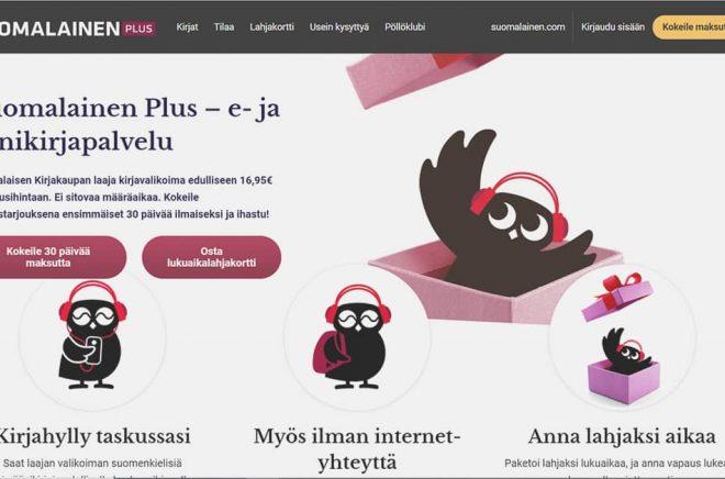 Ny finsk prenumerationstjänst som ska ta upp kampen med de svenska tjänsterna.