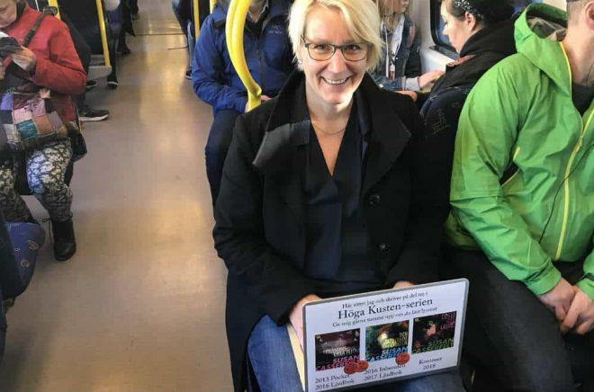 Susan_Casserfelt_gerilla_train