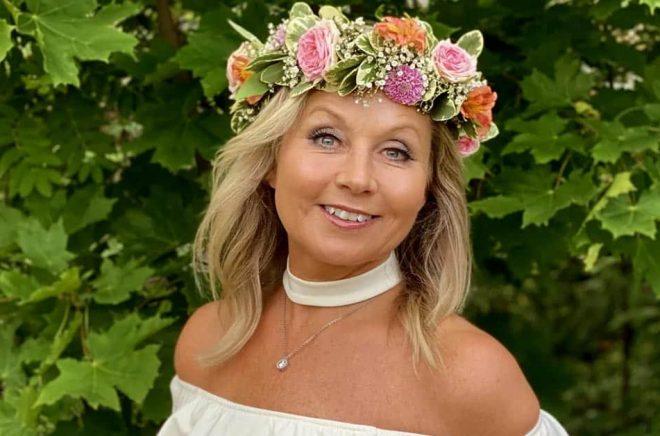 Författaren Susanne Fellbrink fortsätter sin serie om Cilla Fallander på förlaget Bokfabriken. Foto: Pressbild.