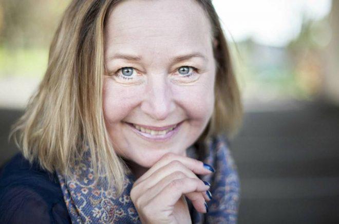 Susanne Hydén. Foto: Helena Kyrk