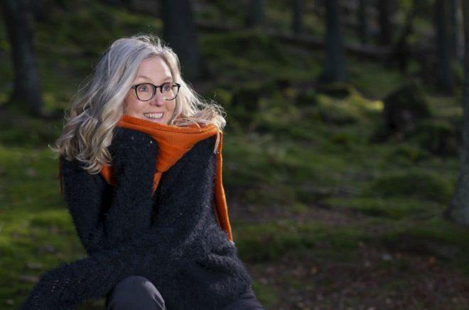 Författaren Susanne Schemper. Foto: Pressbild