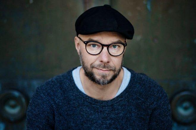 Sven Olov Karlsson är en av de nominerade till Vi:s litteraturpris. Foto: Moa Karlberg