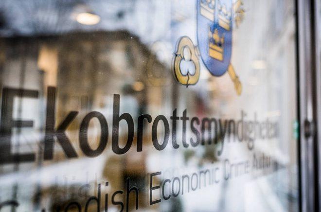 Ekobrottsmyndigheten lägger ner utredningen. Arkivfoto: Magnus Hjalmarson Neideman/SvD/TT.