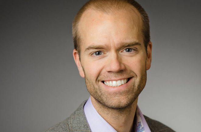 Mattias Lundberg, docent i psykologi, varnar för pseudovetenskap på arbetsplatser. Pressbild: Mattias Pettersson.