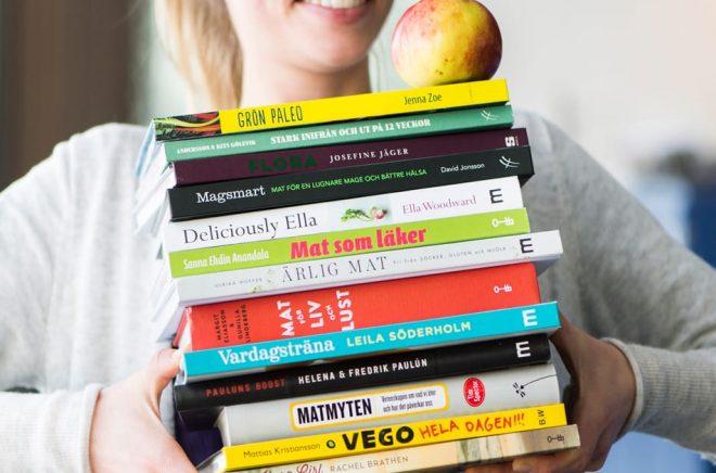 Det förekommer allvarliga fel i böcker om hälsa och kost, enligt fyra medicinforskare. Arkivfoto: Erik Nylander/TT.