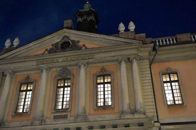 Stockholms stad har beslutat att inleda en förhandling med Svenska Akademien om det över hundra år gamla hyresavtal som kostar kommunen flera miljoner kronor per år. Arkivbild: Jonas Ekströmer/TT.
