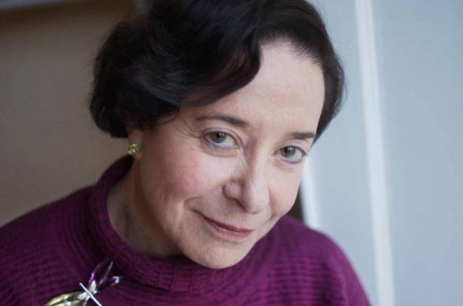 Den mexikanska poeten Gloria Gervitz gästar poesifestivalen. Arkivbild: Mikael Andersson/TT.