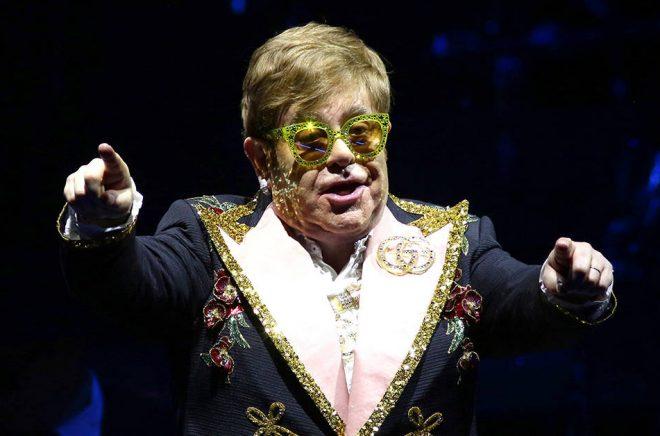 Elton Johns självbiografi